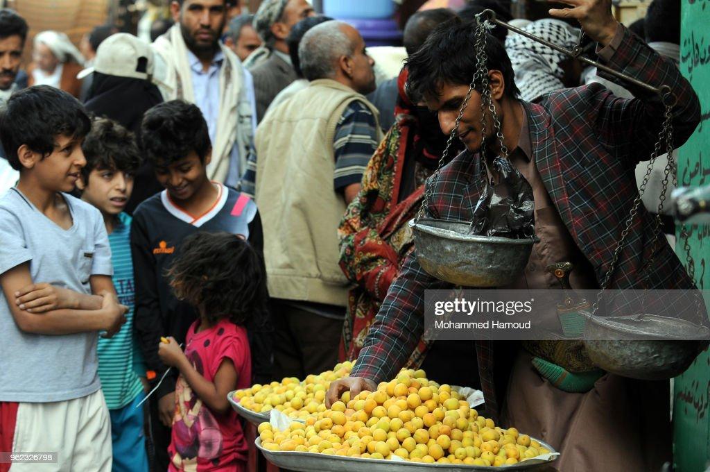 Muslims Celebrate The Holy Month Of Ramadan : News Photo