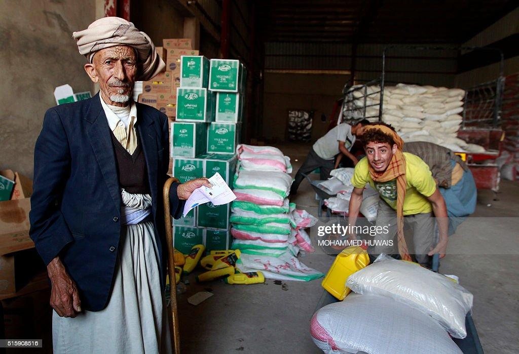 YEMEN-CONFLICT-AID : Fotografía de noticias
