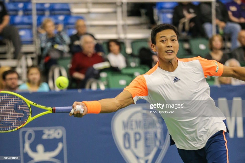 TENNIS: FEB 14 ATP Memphis Open : News Photo