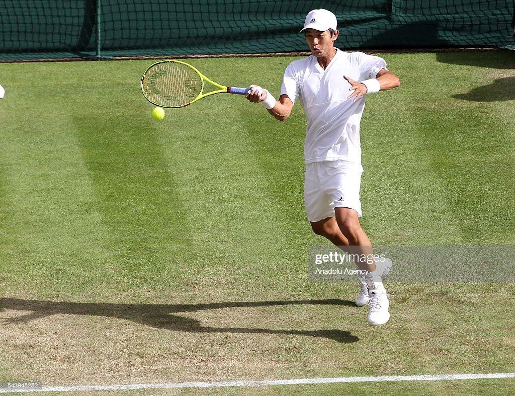 2016 Wimbledon Championships : News Photo