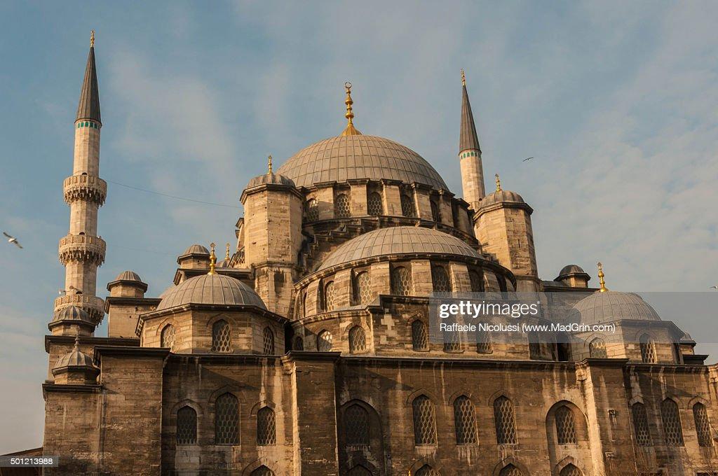 Yeni Cami : Stock Photo