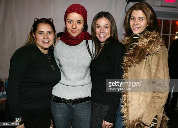 Yenny Paola Vega Catalina Sandino Moreno Patricia Rae and Guilied Lopez *Exclusive*