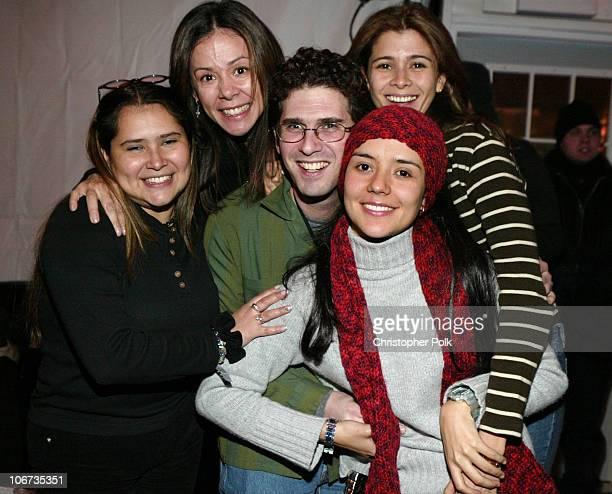 Yenny Paola Vega Patricia Rae Joshua Marston Catalina Sandino Moreno and Guilied Lopez *Exclusive*
