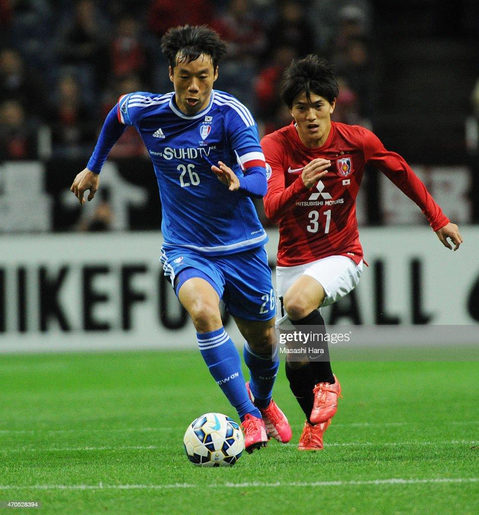 Urawa Red Diamonds v Suwon Samsung FC- AFC Champions League Group G