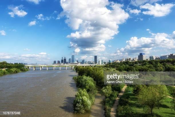 Yeouido and Han River