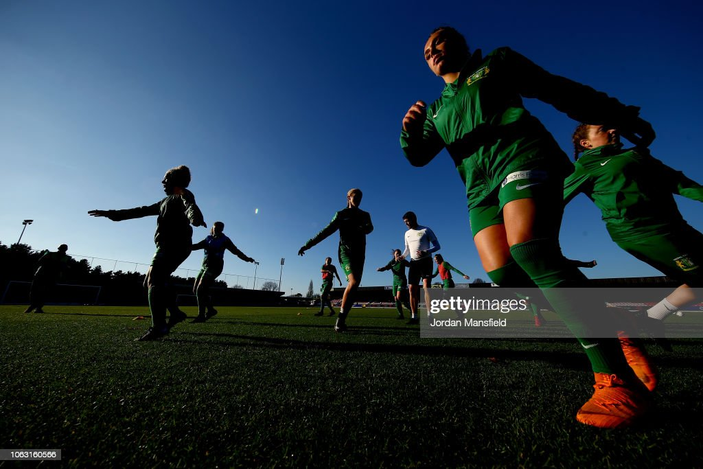 Chelsea Women v Yeovil Town Ladies FC - FA WSL : News Photo