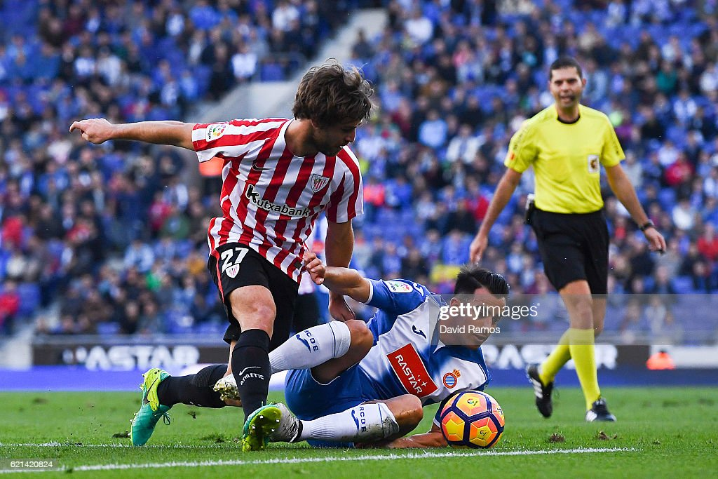 RCD Espanyol v Athletic Bilbao - La Liga : News Photo