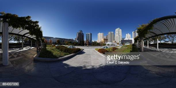 Yerba Buena Gardens in San Francisco