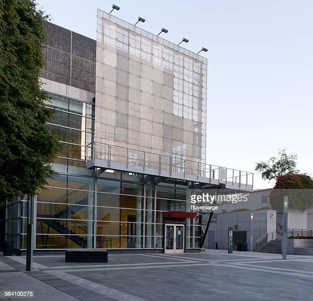Yerba Burna Center for the Arts in San Francisco California