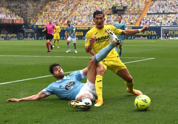 ESP: Villarreal CF v RC Celta - La Liga Santander