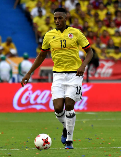 Image result for yerry mina colombia