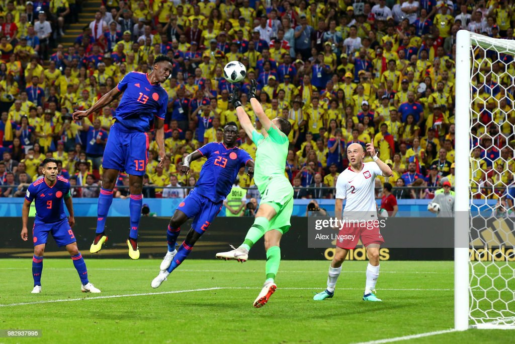 Colombia 3 - 0 Poland - FIFA World Cup Russia 2018