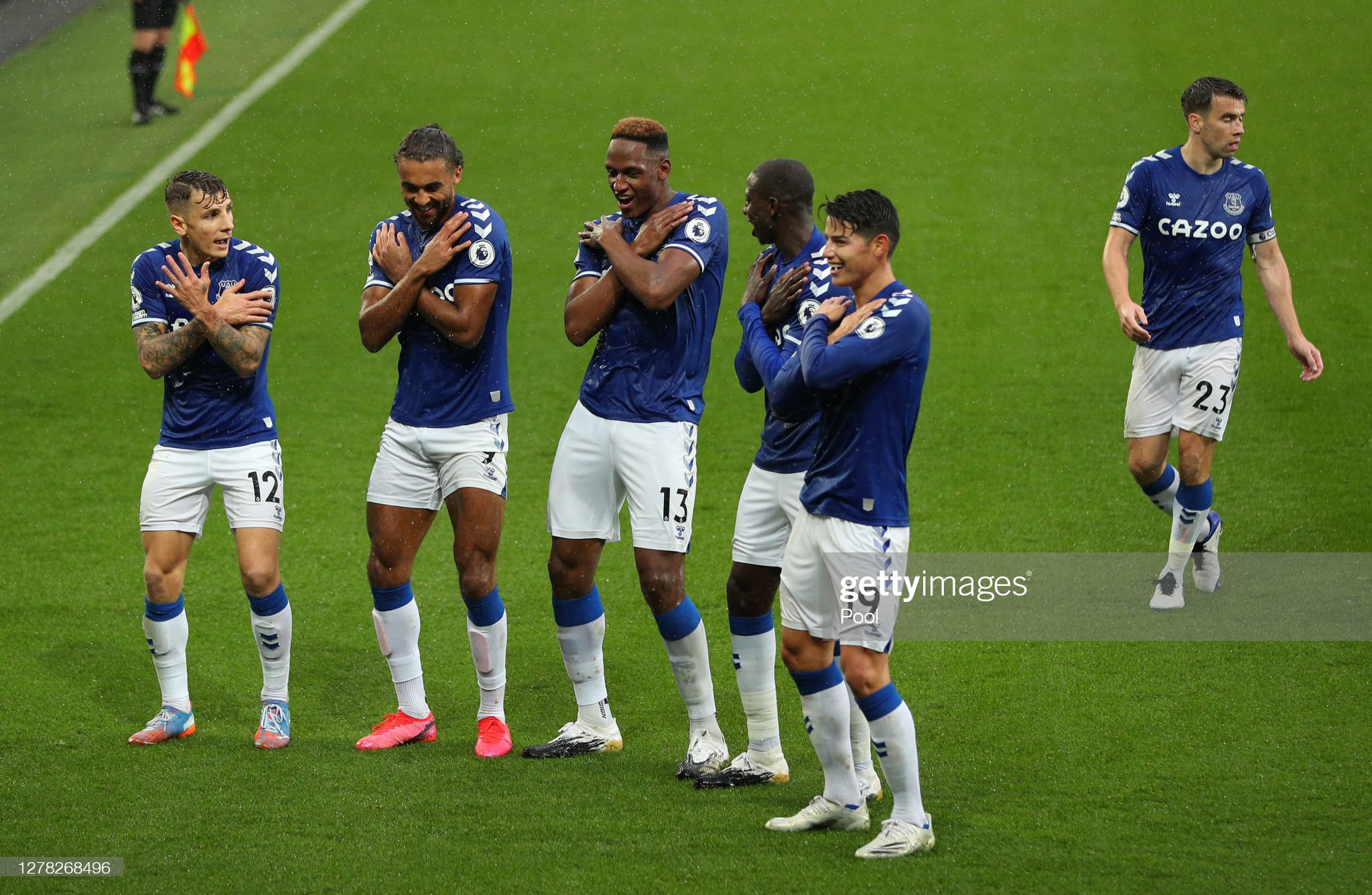 Everton's run continues – but the real work starts now
