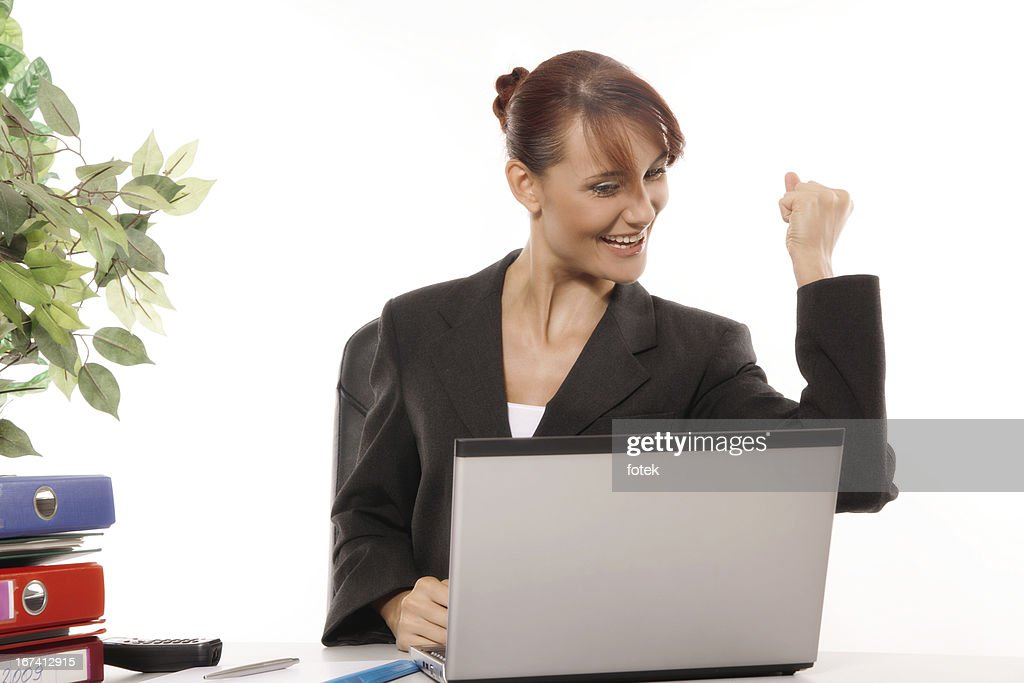 Yes!!! : Stock Photo