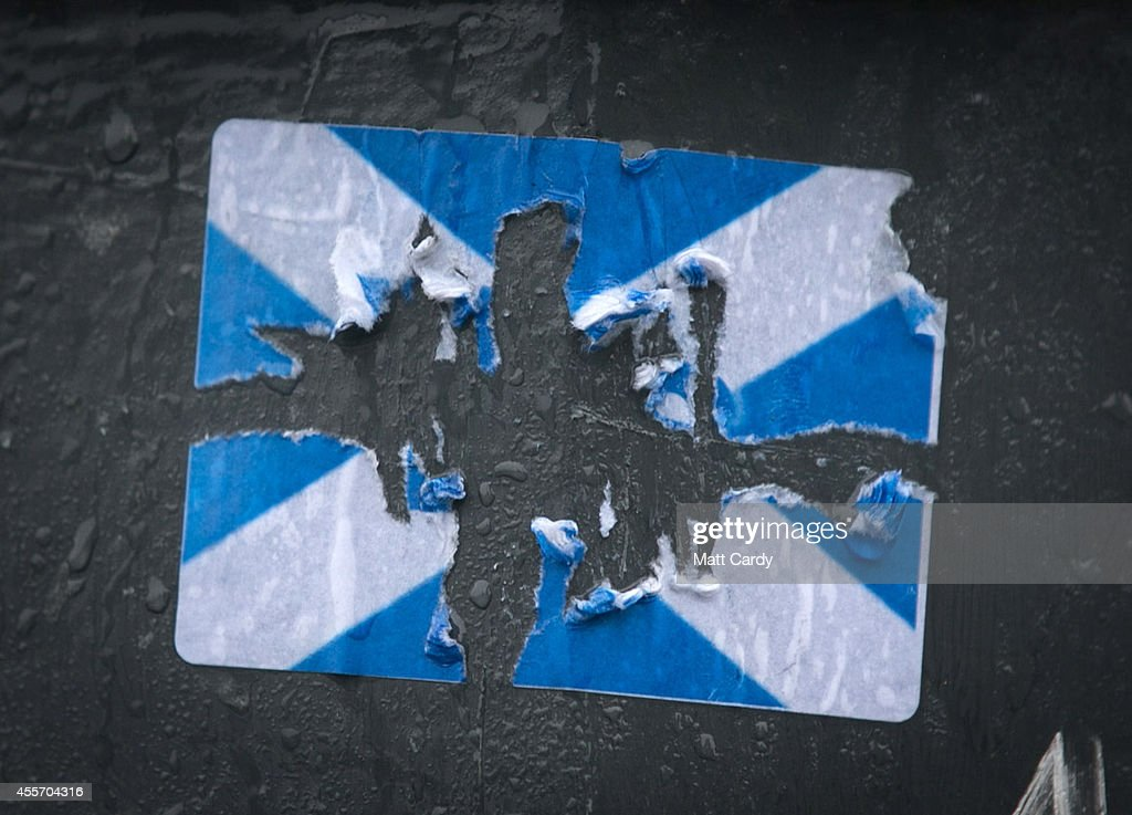 Scotland Decides - The Result Of the Scottish Referendum On Independence Is Announced : News Photo