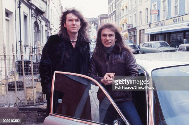 Yes taken on the street May 29 London United Kingdom Chris Squire Steve Howe