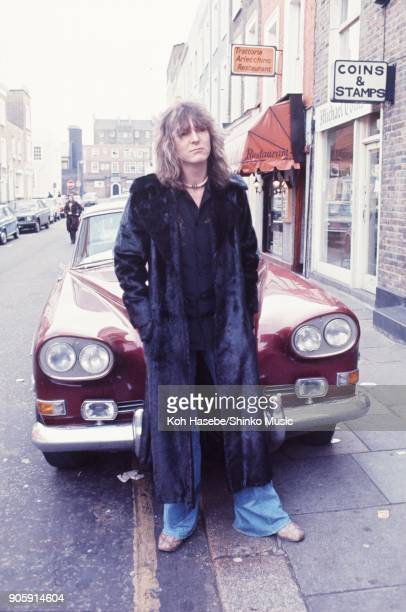 Yes taken on the street May 29 London United Kingdom Chris Squire