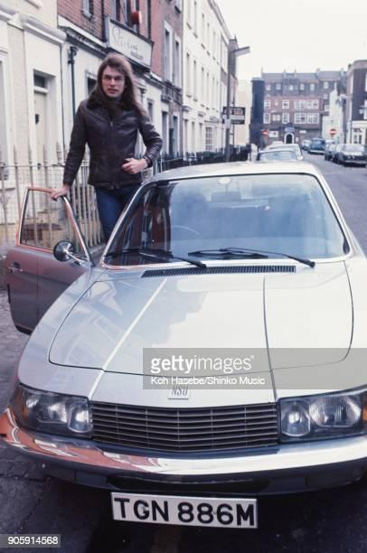 Yes taken on the street May 29 London United Kingdom Steve Howe