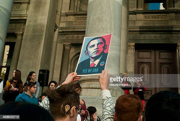 yes we can - barack obama photos stock pictures, royalty-free photos & images