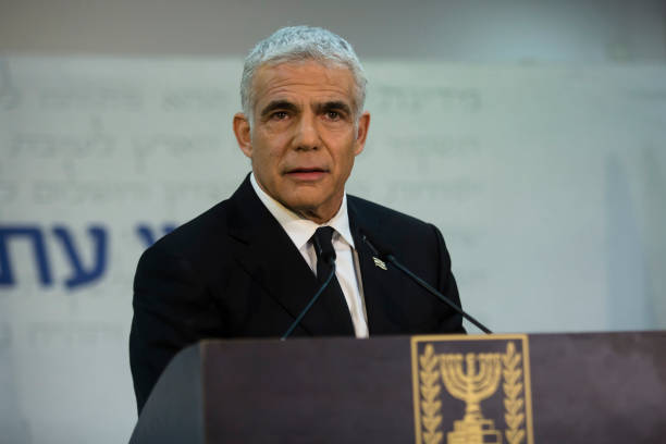 ISR: Opposition Leader Yair Lapid Tasked To Form New Israeli Government