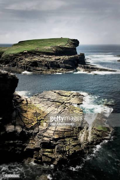 Yesnaby, Mainland Orkney Islands Scotland