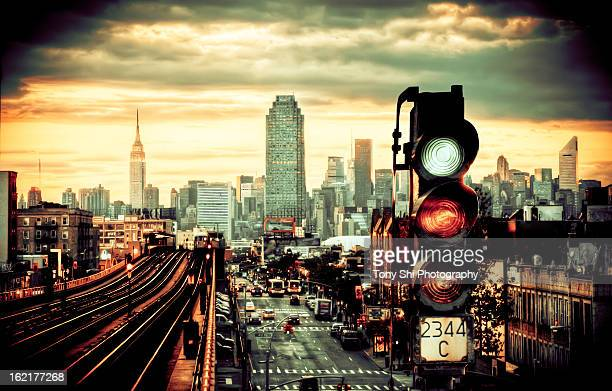 yesterday once more - queens new york city stock pictures, royalty-free photos & images