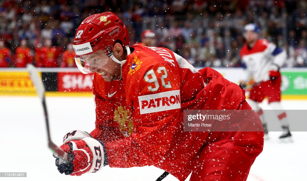 Russia v Czech Republic: Third Place Play-Off - 2019 IIHF Ice Hockey World Championship Slovakia : News Photo