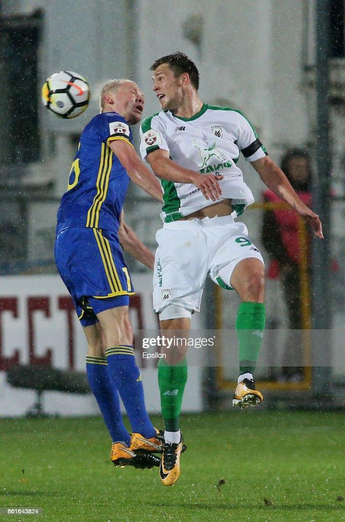 FC Rostov Rostov-on-Don vs FC Rubin Kazan - Russian Premier League