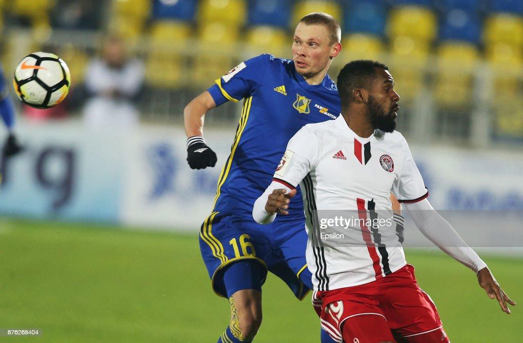 FC Rostov Rostov-on-Don vs FC Amkar Perm - Russian Premier League