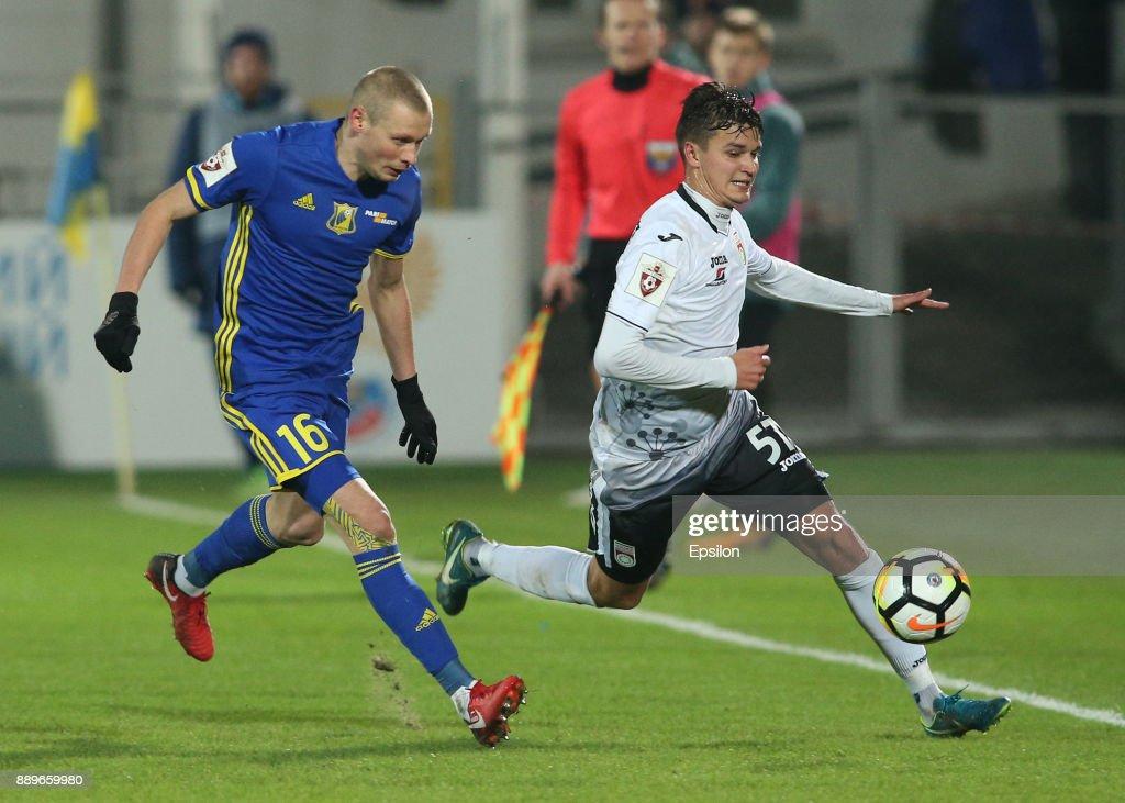 FC Rostov Rostov-on-Don vs FC Ufa - Russian Premier League