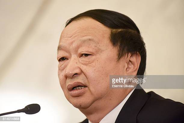 Yi Gang Member of the 12th CPPCC National Committee Vice President of People's Bank of China and Deputy Office Director of the Central Leading Group...