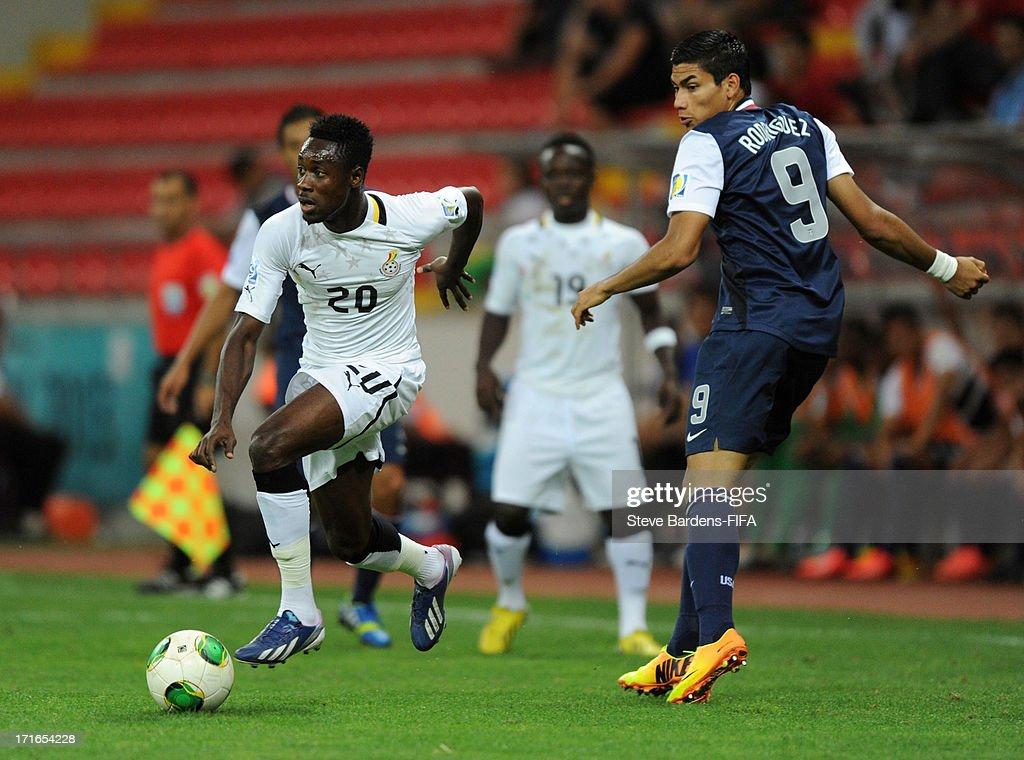 Ghana v USA: Group A - FIFA U-20 World Cup Turkey 2013