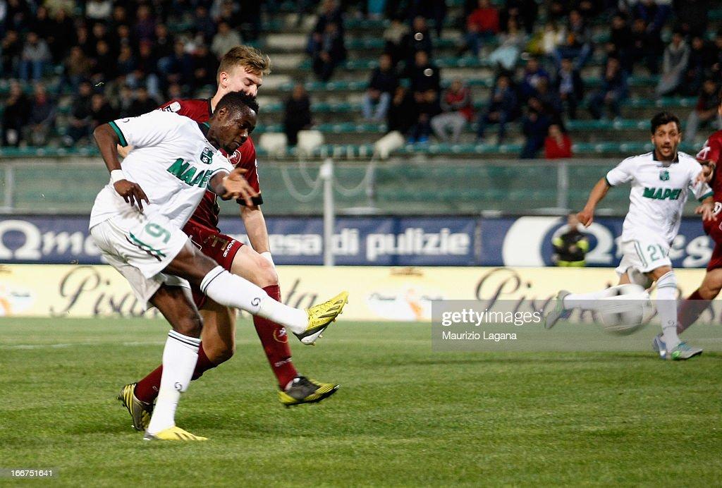 Reggina Calcio v US Sassuolo - Serie B