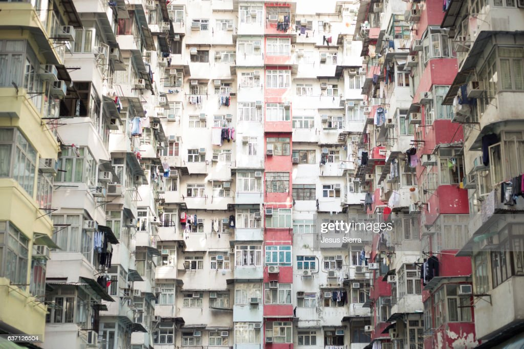 Yick Cheong Buildings In Quarry Bay Hong Kong China High Res Stock Photo Getty Images