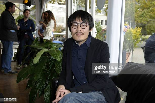 Yifan Lai attends 'Meet The Filmmakers' as part of the Zurich Film Festival 2012 on September 25 2012 in Zurich Switzerland