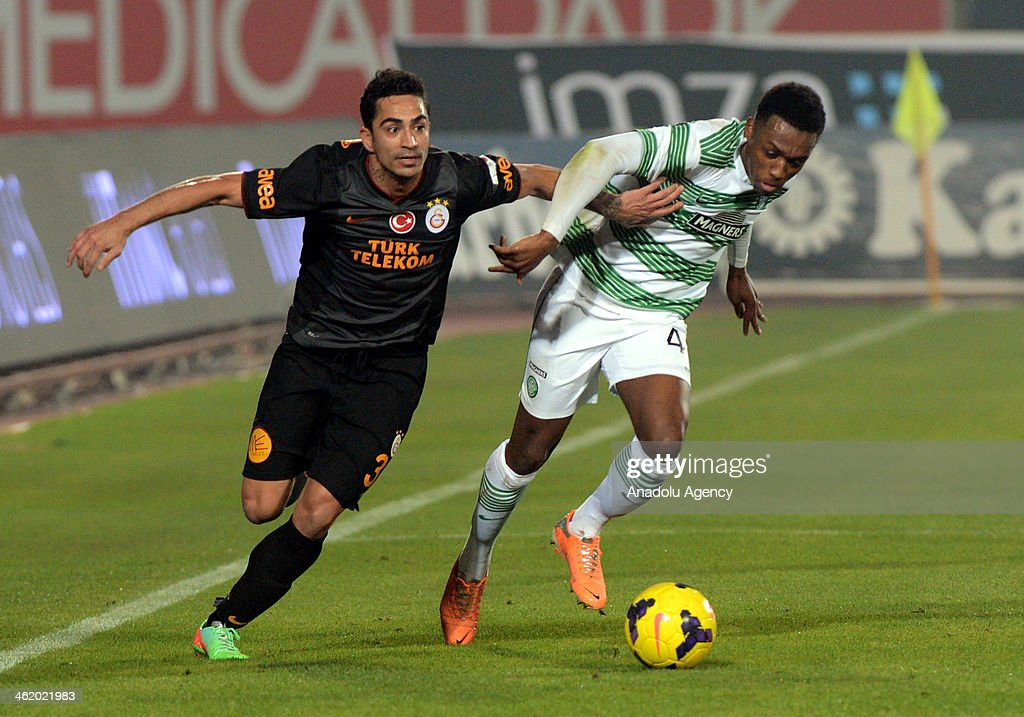 Galatasaray v Celtic - Turkish Airlines Antalya Cup Final : News Photo