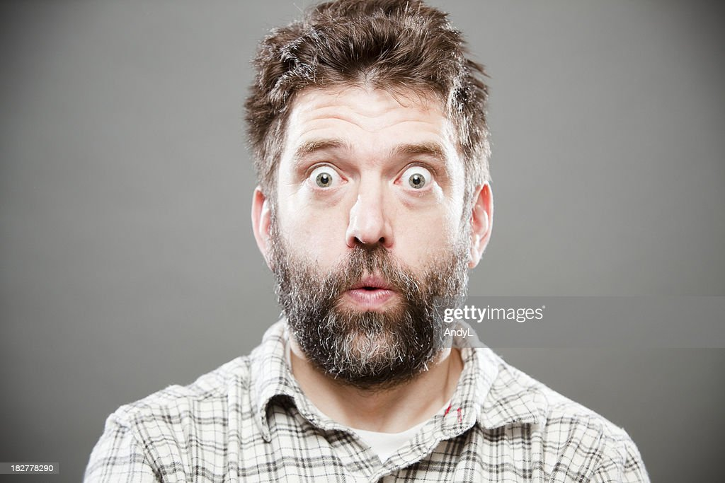 Yikes : Stock Photo