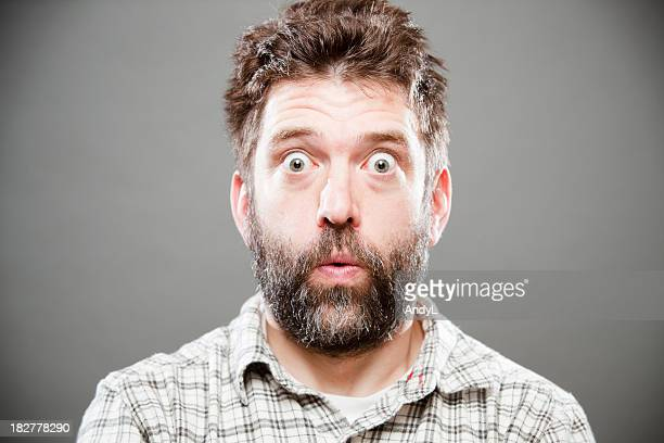 yikes - staring stock photos and pictures