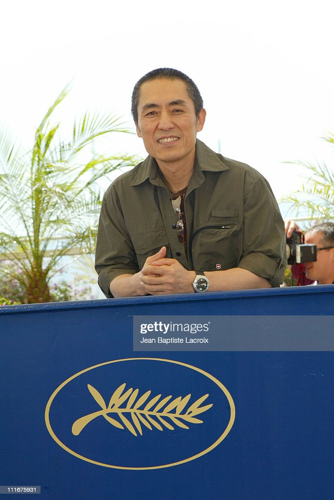 """2004 Cannes Film Festival - """"House Of Flying Daggers"""" - Photocall"""