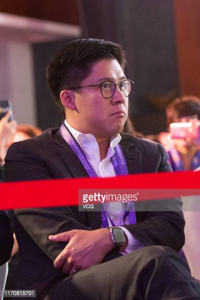Ying Tung Group Vice-President Kenneth Fok Kai-kong attends 2019 Global Conference on Women and Entrepreneurship on August 28, 2019 in Hangzhou,...