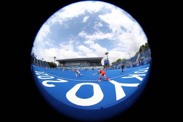 JPN: Hockey - Olympics: Day 8
