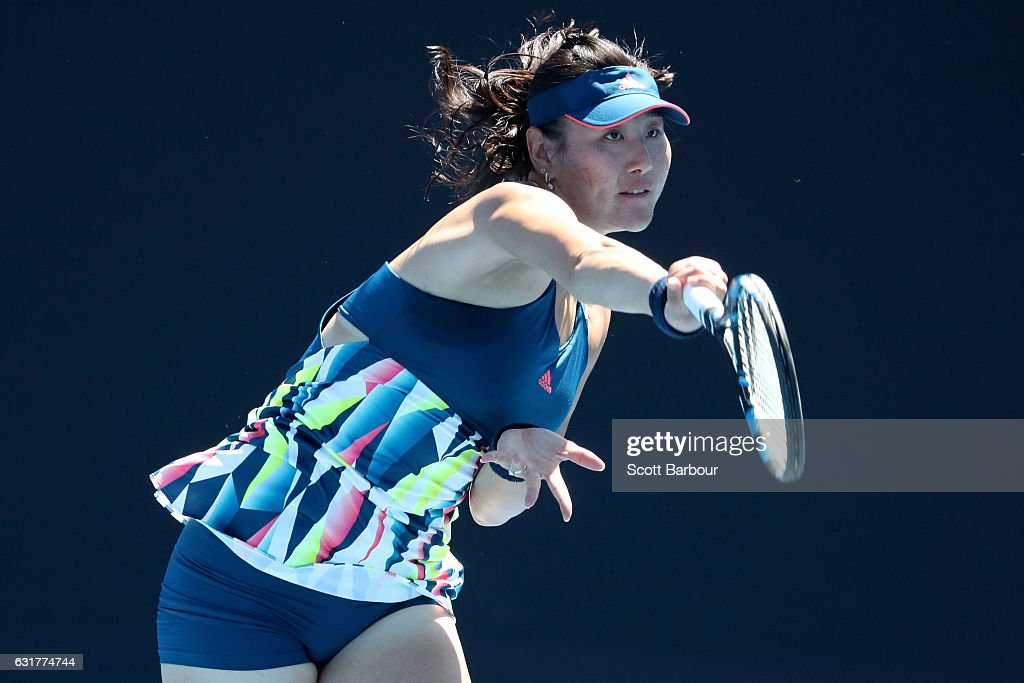2017 Australian Open - Day 1 : News Photo