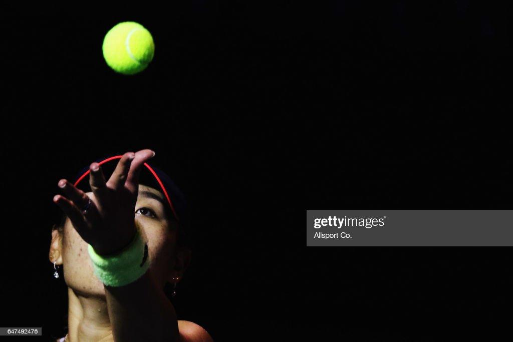 2017 WTA Malaysian Open : News Photo