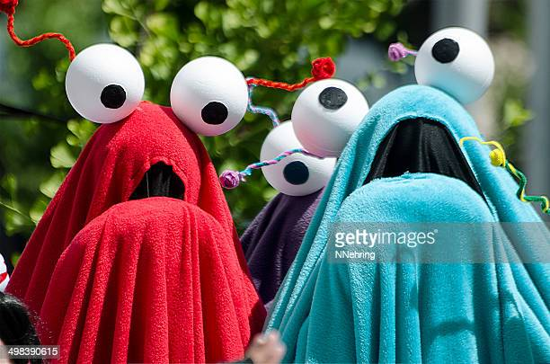 Yip Yip Aliens from Sesame Street