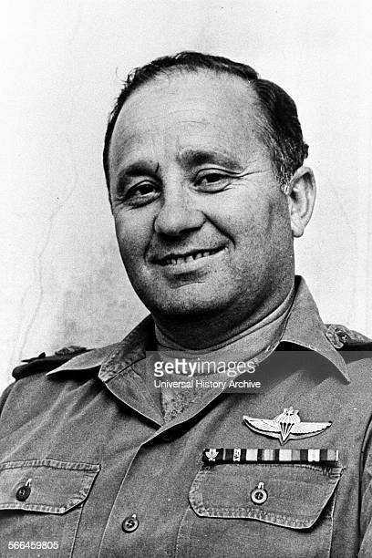 Yitzhak Hofi an Israeli military general and former Mossad chief who played a key role in the country's daring 1976 commando rescue raid in Uganda...