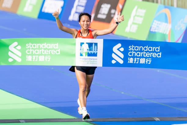 CHN: Hong Kong Marathon