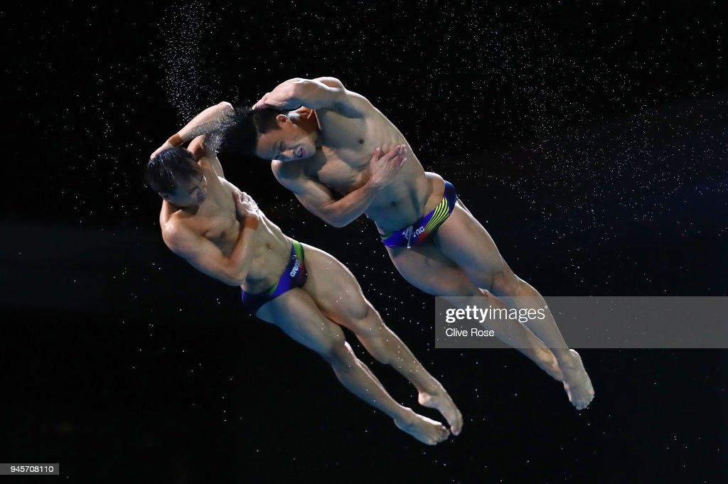 Diving - Commonwealth Games Day 9