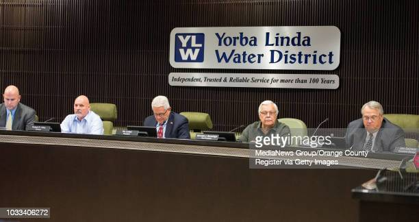 ylwaterdecision Ð 11/5/15 Ð LEONARD ORTIZ ORANGE COUNTY REGISTER _DSC2391NEF The Yorba Linda Water District meets tonight at 6 pm and could decide...