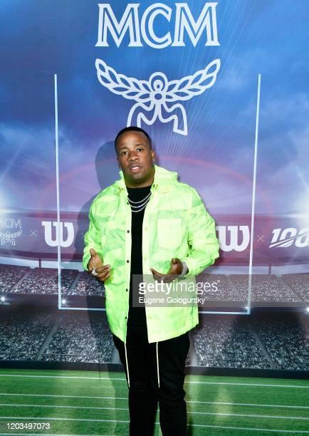 Yo Gotti attends the MCM x Rolling Pre-Super Bowl Event at SLS Miami on February 02, 2020 in Miami, Florida.