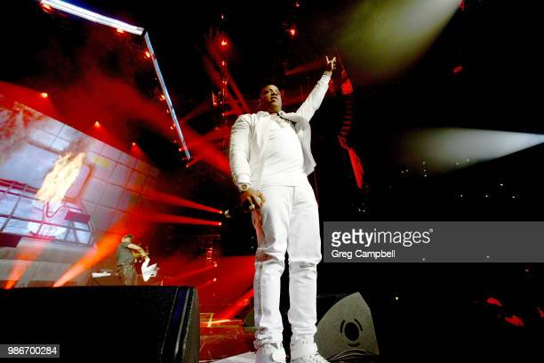 Yo Gotti performs onstage during the 6th Yo Gotti Birthday Bash at FedExForum on June 28, 2018 in Memphis, Tennessee.
